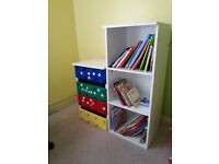 CHILDREN'S STORAGE FURNITURE
