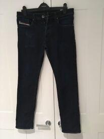 Diesel jeans (men's, W32, L30)