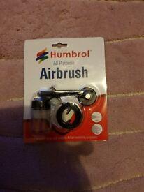 Humbrol airbrush