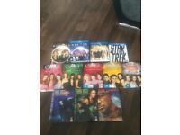 DVD blu Ray lot