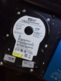 40gb hard drive with windows xp collect only