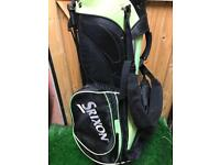 Srixon Stand Carry Golf Bag 6 way divider lightweight
