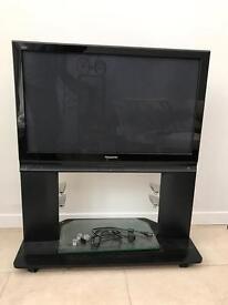 Panasonic 42inch Plasma TV and original stand