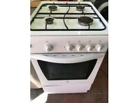 White gas cooker 50cm..,,,Very Cheap Free Delivery