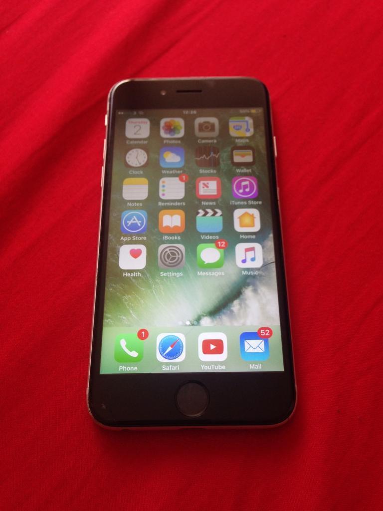 Unlocked iphone6 16gb