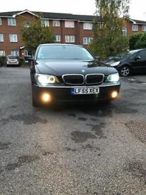 Bmw 730 D limited edition 2006