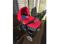 Graco Evo pushchair travel system