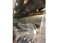 Duct cleaning kitchen extract servicing