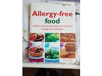 Allergy free food