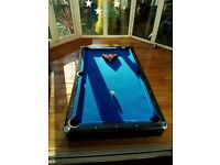 Pool Table, table top
