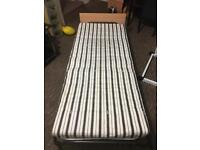 Easy to Open, Easy to Store Bed come small Table free collection and delivery