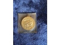 Moscow 1980 Summer Olympics commemorative medal