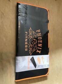 Phoenix folding fitness mat