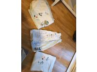 Mamas and papas boys nursery bundle