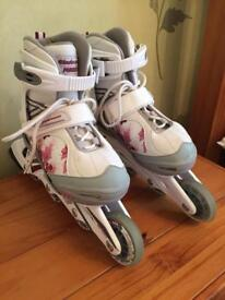 Bladerunner In-line Skates with Helmet & Pads