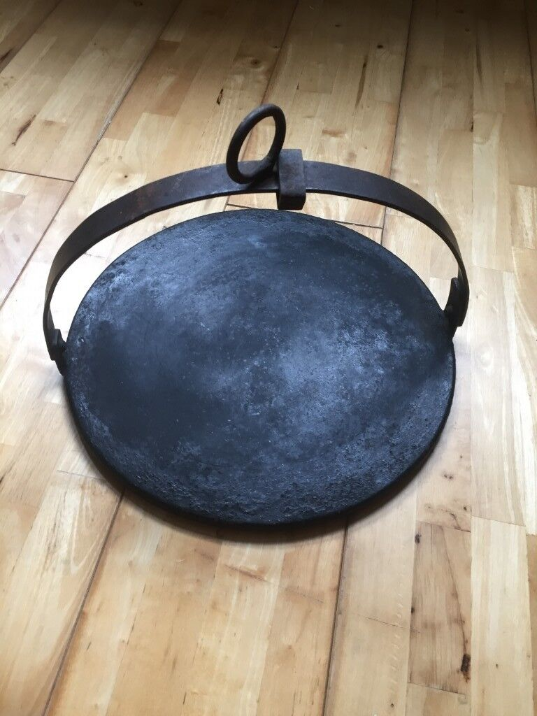 Hanging Cast Iron Griddle Plate