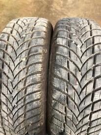 185/60r15 winter tyres