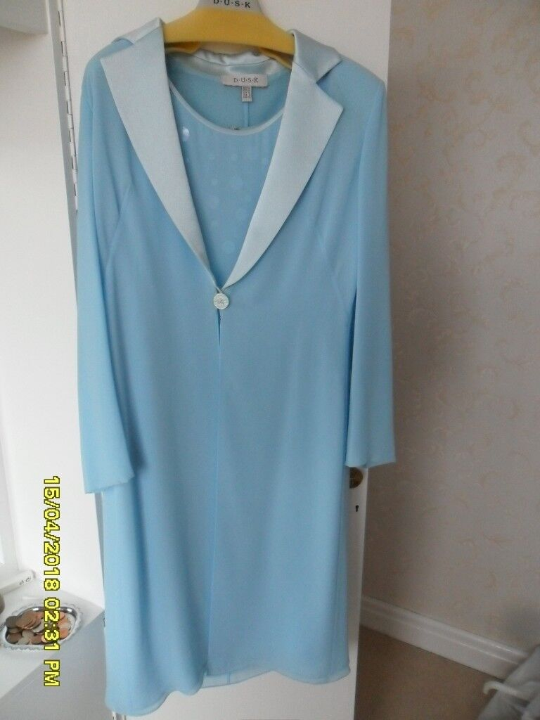 Mother of the Bride/Groom, Dress and Coat | in Pudsey, West ...