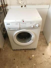 Hoover washing machine £80 will deliver