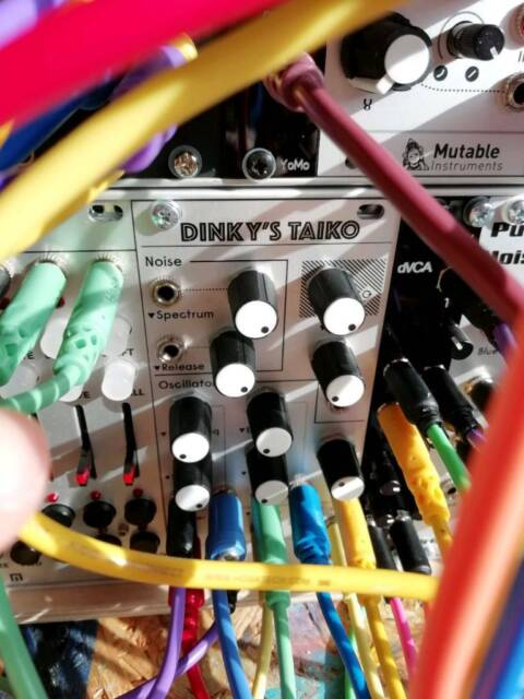 ALM Busy Circuits Dinky's Taiko eurorack drum module modular synth | in  Ilford, London | Gumtree