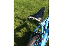 "Kids 12"" bike with stabilisers"