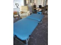 Lightweight Porta-lite Delta II Professional Massage Table,