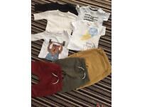Baby boys bundle age 3/6 months