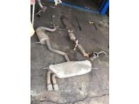 QUICK SALE - VW Golf GTI MK5 full stock exhaust CHEAP