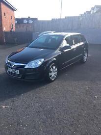 2008 Vauxhall Astra life 1.3 CDTi £2500 (not golf polo leon ibiza a3 fiesta focus)