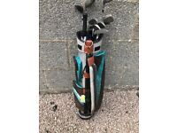 Ideal Inexpensive Set of Golf Clubs for Beginner
