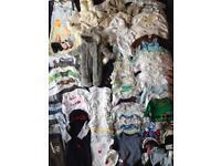 0-3m Baby boy clothes huge bundle