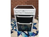 Beko Ceramic hob electric cooker good full working condition