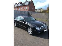 Mercedes Benz E320 CDI ELEGANCE AUTO £4900