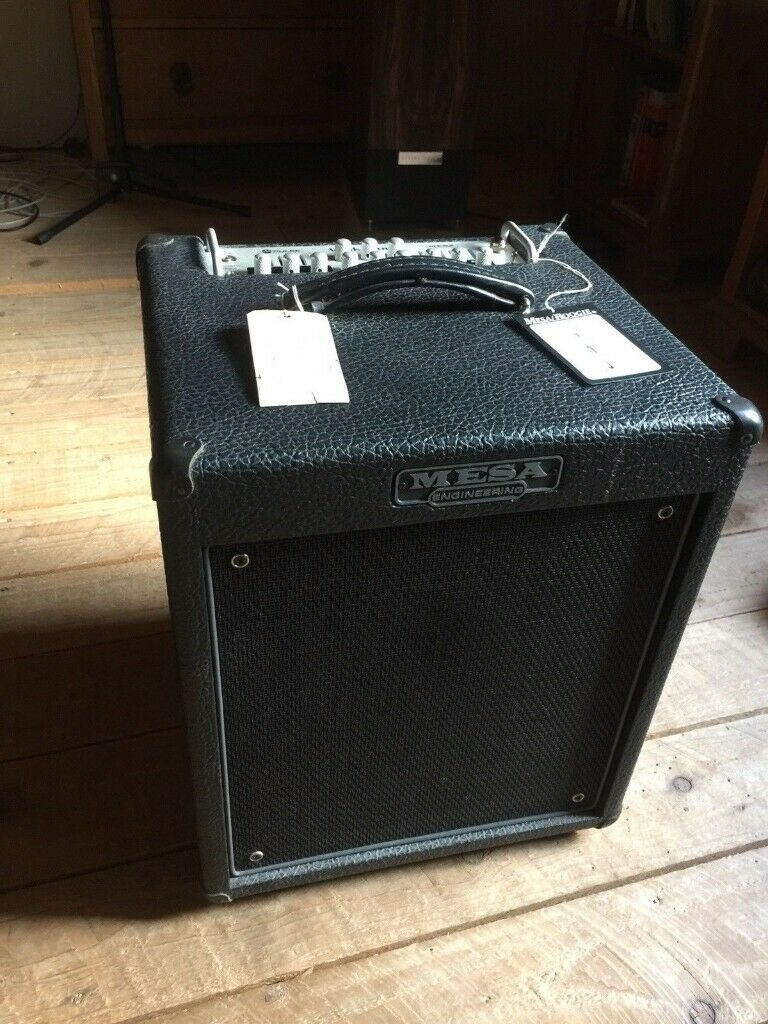 mesa boogie walkabout bass amp in west lothian gumtree. Black Bedroom Furniture Sets. Home Design Ideas