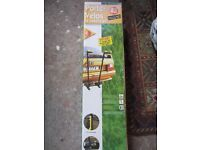 2 Bicycle rack for car rear (never used)