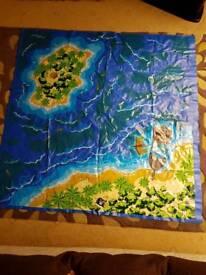 Large waterproof play mat