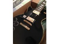 New Left handed Epiphone Les Paul Custom Pro