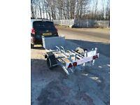 Motorbike, quad trailer