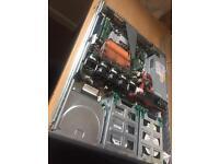 Fujitsu Primergy RX100 server