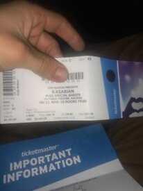 Kasabian ticket halifax