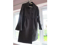 Seraphine Maternity Wool coat Size 10