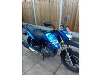Lexmoto 125cc like new