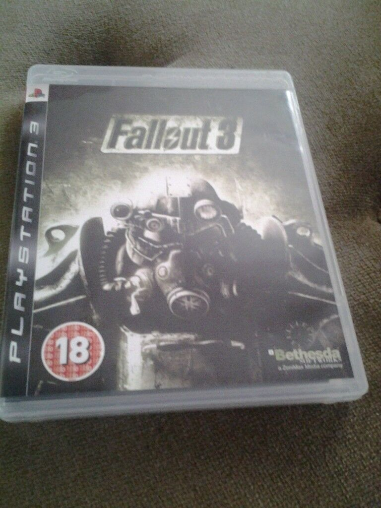 2 x PS3 Games for sale.