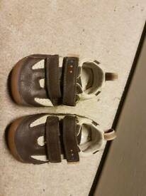 Clarks Baby Shoes size 3
