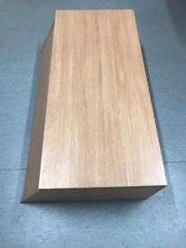 WOODEN FLOOR BASE FOR RETAIL OR HOME / ARTS PROJECT - 6 UNITS - AMAZING OFFER!!!