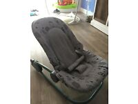 Mamas & Papas Wave Rocker/Bouncer good condition, plays music and vibrates