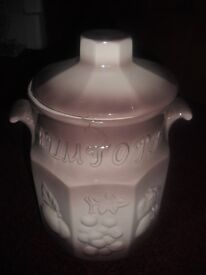 Rumtopf Jar
