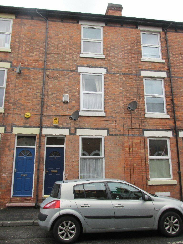 To Let: Four bedroom house in Radford, Nottingham NG7 5LY ...