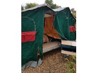 Trailer Tent - Raclet Marathon