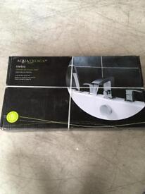 Brand new bath mixer tap's